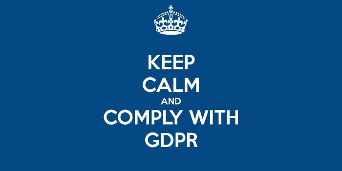 Är din hemsida redo för GDPR?