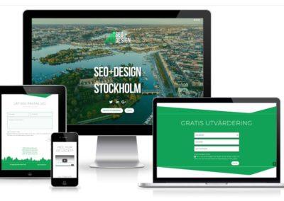 SEO+Design Stockholm