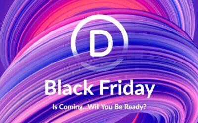 Divi Black Friday kommer snart