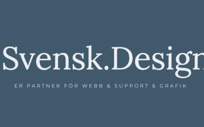 Svensk.Design föds