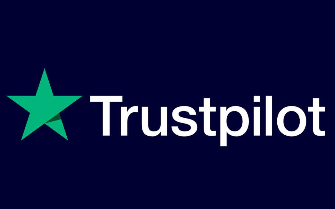 Ge oss betyg på Trustpilot!